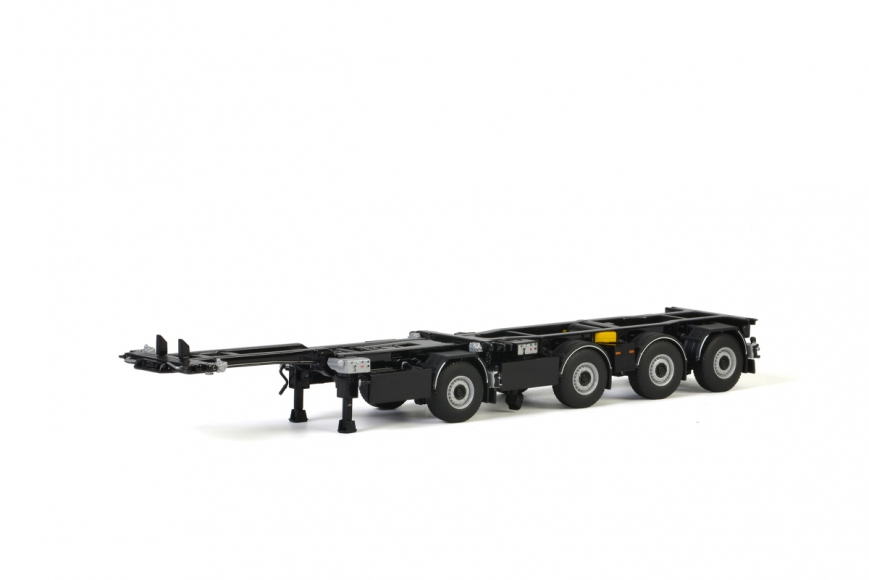 WSI 03-2020 - Basic Line - BROSHUIS 2CONNECT COMBI CONTAINER TRAILER 1+3 Achs
