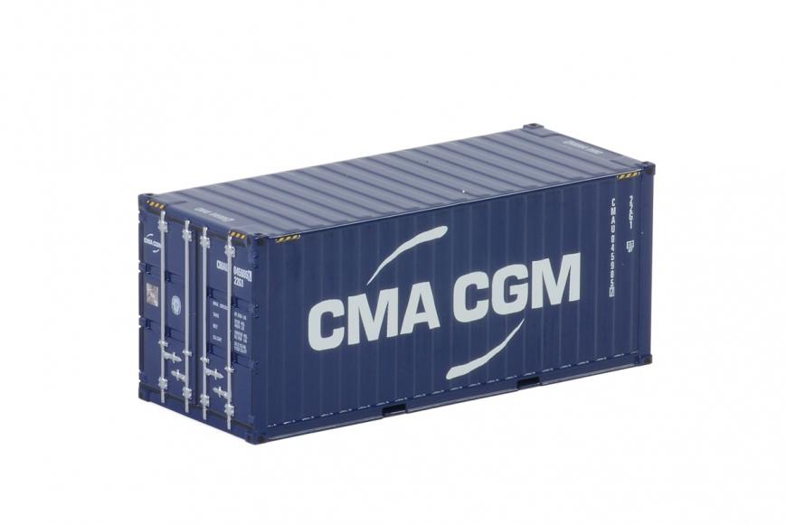 WSI 04-2083 - Premium Line - 20FT CONTAINER - CMA CGM