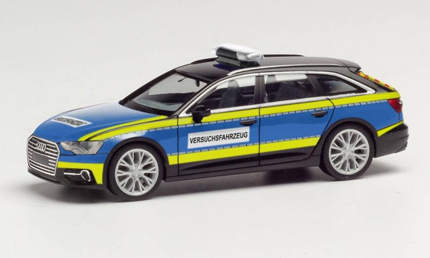 Herpa 095860 - Audi A6 Avant