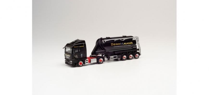 Herpa 312172 - MAN TGX XLX Euro 6c Eutersilo-Sattelzug