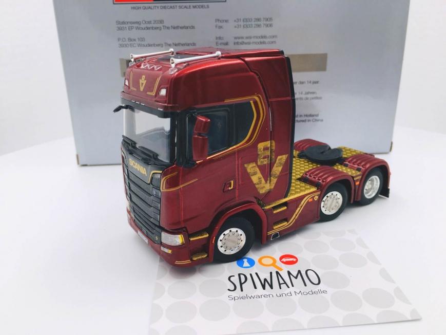 WSI 04-2096 - SCANIA S HIGHLINE | CS20H 6X2 - Premium Line