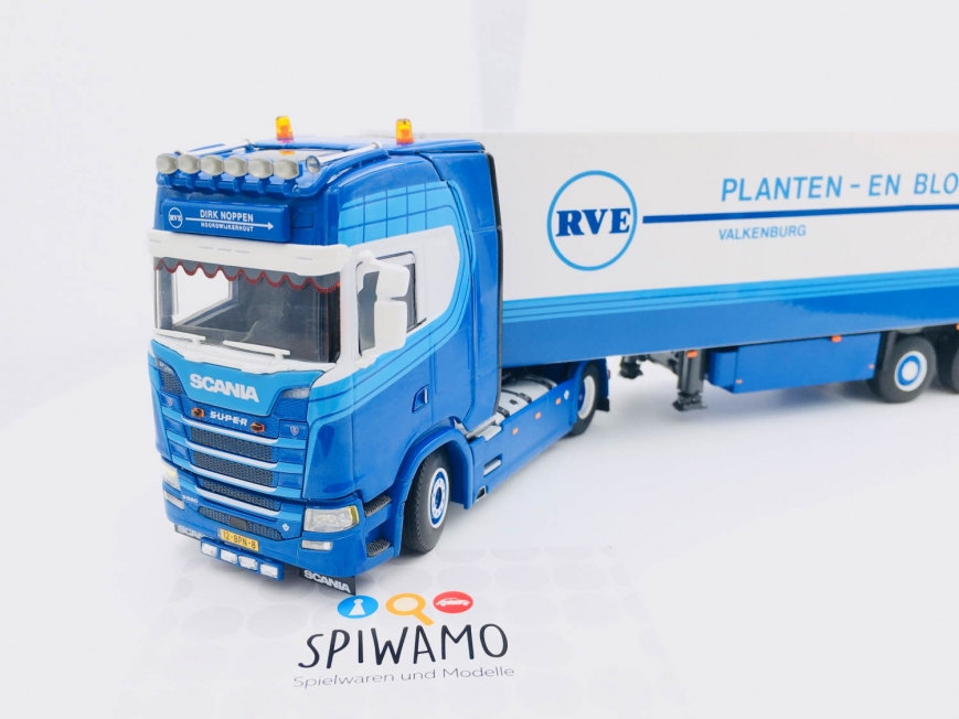 WSI 01-3280 - SCANIA S HIGHLINE   CS20H 4X2 - Kühlauflieger - Dirk Noppen