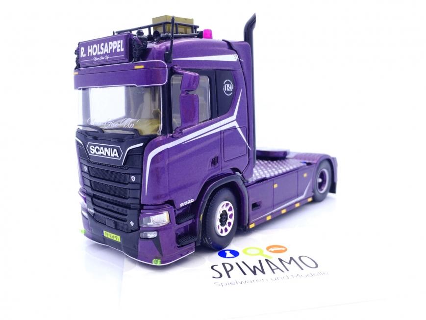 Tekno 82086 - Scania Next Gen 4x2 - Robin Holsappel