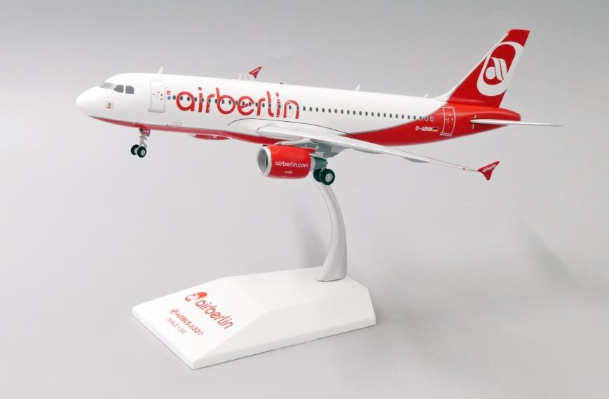 JC Wings LH2201 - Airbus A320 Air Berlin