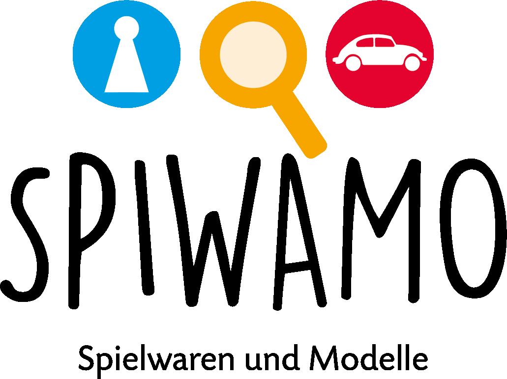 Spiwamo - Spielwaren und Modelle-Logo